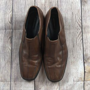 Bostonian Bolton Oxfords Brown Leather Shoes
